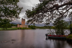 Ross Castle Killarney 3 Royaltyfri Bild