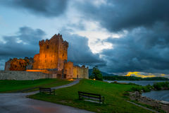 Ross Castle Killarney 4 Royaltyfria Bilder