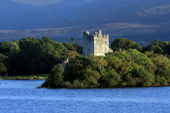 Ross Castle Killarney Ireland Arkivbild