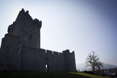 Ross Castle - Killarney National Park Royalty Free Stock Images