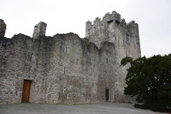 Ross Castle in Killarney National Park County Kerry Ireland Royalty Free Stock Image