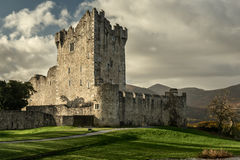 Castle. Ross Castle,Killarney National Park,Ireland Royalty Free Stock Image