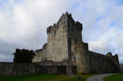Ross Castle in Killarney National Park in Ireland Royalty Free Stock Photography