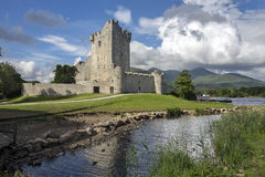 Ross Castle - Killarney - Republic of Ireland Stock Photography