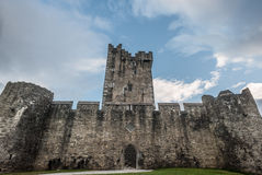 Ross castle in killarney Royalty Free Stock Photography