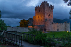 Ross Castle, Killarney 2 Royalty Free Stock Image