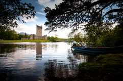 Ross Castle. On Lough Leane, Killarney, Co. Kerry, Ireland Royalty Free Stock Photography