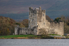 Ross Castle. Near Lower Lake,Killarney National Park,Ireland Royalty Free Stock Photos