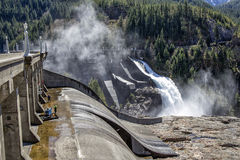 Free Ross Dam Stock Image - 96332501