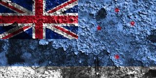Ross Dependency grunge flag, New Zaeland dependent territory fla. G royalty free stock photo