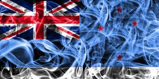 Ross Dependency smoke flag, New Zaeland dependent territory fla. G Stock Images
