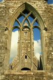 Ross Errilly Friary Abbey Stock Photos