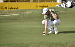 Ross Fisher, Maybank Championship 2017 Stock Images