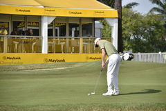 Ross Fisher, Maybank Championship 2017 Royalty Free Stock Photography