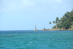 Ross Island(Andaman)-6. Ross Island, Andaman in India stock photos