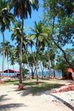 Ross Island, Andamans, India Stock Photo