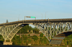Free Ross Island Bridge Royalty Free Stock Photo - 74628185