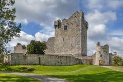 Ross kasztel, Irlandia obrazy royalty free
