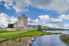 Ross kasztel, Irlandia obrazy stock