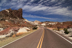 Free Ross Maxwell Scenic Drive Royalty Free Stock Images - 91829969