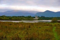 Ross-Schloss in Killarney Lizenzfreie Stockbilder