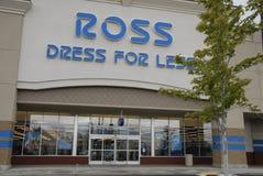 Ross sklep Obrazy Stock