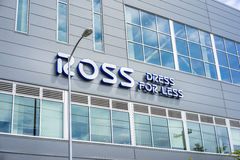 Ross suknia dla Mniej sklepu Obrazy Royalty Free