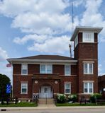 Ross Township Building Royalty Free Stock Photography