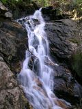 Ross wodospadu lake obraz stock