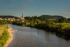 Ross On Wye Foto de Stock Royalty Free