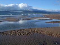 Rossbeigh海滩 库存图片