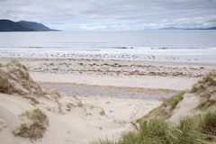 Rossbeigh Beach and Dingle Peninsula, County Kerry Royalty Free Stock Photography