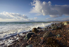 Rossbeigh Strand Royalty Free Stock Photos