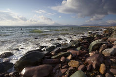 Rossbeigh Strand Stock Photo