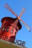 Rossetto di Moulin fotografie stock libere da diritti