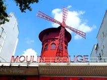 Rossetto di Moulin Fotografia Stock