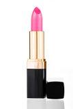 Rossetto rosa isolato Immagine Stock