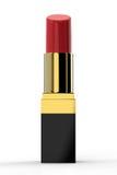 Rossetto rosso Fotografia Stock