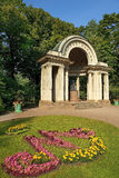 Rossi Pavilion in Pavlovsk Park, Saint Petersburg, Russia Stock Photography