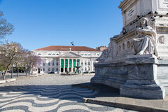 Rossia, Lisbon Stock Images