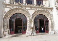 Rossio Railway Station, Lisbon,Portugal Royalty Free Stock Image