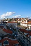 Rossio Square Stock Photography