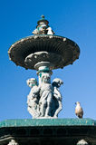 Rossio Square, Lisbon,Portugal Royalty Free Stock Photography