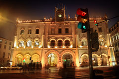 Rossio Train Station Stock Images