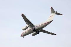 Rossiya - ρωσικές αερογραμμές Antonov ένας-148-100B Στοκ Φωτογραφίες