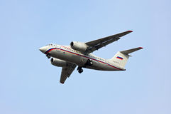 Rossiya - lignes aériennes russes Antonov An-148-100B Photo stock