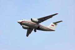 Rossiya - linhas aéreas Antonov An-148-100B do russo Foto de Stock