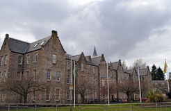 Rosslyn House, former Poorhouse, Perth, Scotland Stock Photo
