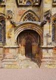 Rosslyn-Kapelle lizenzfreie stockfotografie