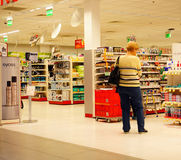 Rossmann store Royalty Free Stock Photos